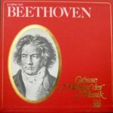 Ludwig van Beethoven - Grosse Meister Der Musik (4LP Box)