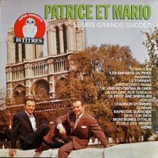 Patrice Et Mario - Leurs Grands Succes