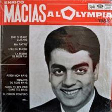 Enrico Macias - A L'Olympia 1964
