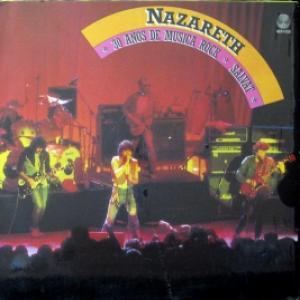 Nazareth - 30 Años De Musica Rock (Salvat)