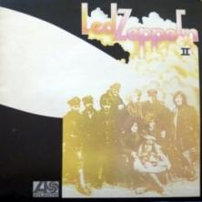 Led Zeppelin - Led Zeppelin II (UK, 4th press)