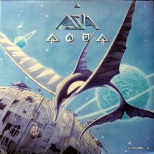 Asia - Aqua