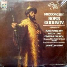 Modest Mussorgsky (Модест Мусоргский) - Boris Godunov - Highlights (feat. Boris Christoff, Evelyn Lear, Dimitr Ouzounov)
