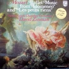 Wolfgang Amadeus Mozart - Ballet Music From