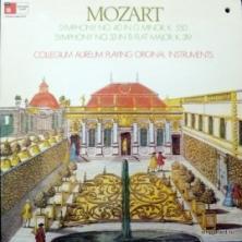 Wolfgang Amadeus Mozart - Symphonies Nos.33 & 40 - Collegium Aureum Playing Original Instruments