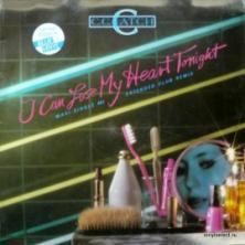 C.C.Catch - I Can Lose My Heart Tonight (Ltd. Blue Vinyl)