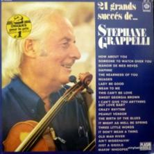 Stephane Grappelli - 21 Grands Succes De ...