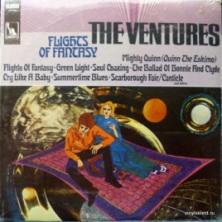 Ventures, The - Flights Of Fantasy