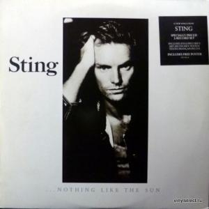 Sting - …Nothing Like The Sun (Club Edition) (+ Poster!)