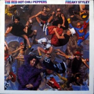 Red Hot Chili Peppers,The - Freaky Styley