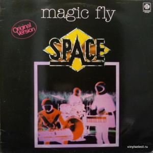 Space - Magic Fly (Transparent Black Vinyl)