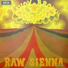 Savoy Brown - Raw Sienna