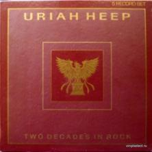 Uriah Heep - Two Decades In Rock