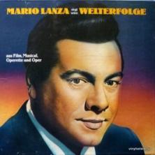 Mario Lanza - Singt Seine Welterfolge Aus Film, Musical, Operette Und Oper