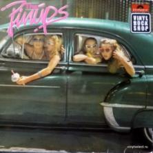 Pinups,The - The Pinups (produced by Peter Hauke)