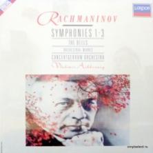 Сергей Рахманинов (Sergei Rachmaninoff) - Symphonies 1-3 etc. (feat. Concertgebouw Orchestra & Vladimir Ashkenazy)