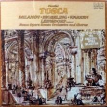 Giacomo Puccini - Tosca (feat. E. Leinsdorf & Rome Opera House Orchestra And Chorus)