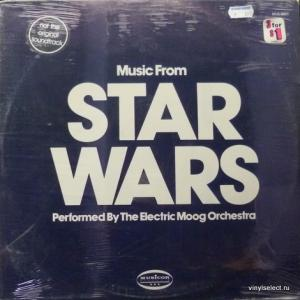 Electric Moog Orchestra,The - Music From Star Wars