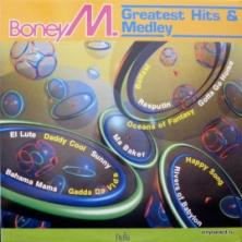 Boney M - Greatest Hits & Medley