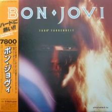 Bon Jovi - 7800° Fahrenheit (+ Poster + Stickers!)