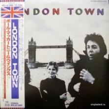 Wings - London Town (+ Poster!)