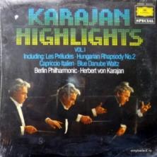 Herbert Von Karajan - Karajan Highlights Vol. I