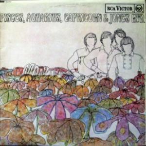 Monkees,The - Pisces, Aquarius, Capricorn & Jones Ltd