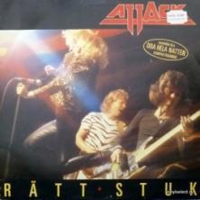 Attack (Sweden Rock Band) - Rätt Stuk