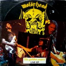 Motorhead - The Golden Years - Live EP