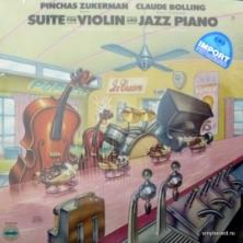 Pinchas Zukerman & Claude Bolling - Suite For Violin And Jazz Piano