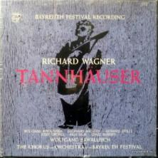Richard Wagner - Tannhäuser (Bayreuth Orchestra & Chorus / Wolfgang Sawallisch)
