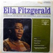 Ella Fitzgerald - Ella Fitzgerald With Gordon Jenkins' Orchestra And Chorus
