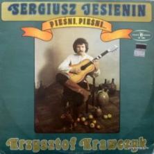 Krzysztof Krawczyk - Sergiusz Jesienin Pieśni, Pieśni