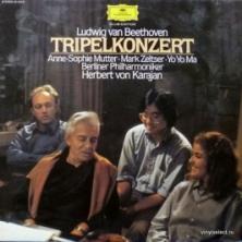 Herbert Von Karajan - Ludwig Van Beethoven - Tripelkonzert C-Dur Op.56 (Berlin Philharmoniker)