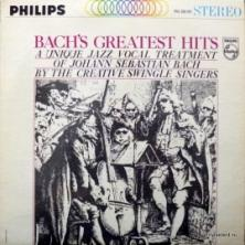 Swingle Singers - Bach's Greatest Hits