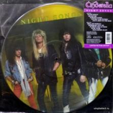 Cinderella - Night Songs (Ltd. Picture Vinyl)