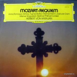 Wolfgang Amadeus Mozart - Requiem (feat. Herbert Von Karajan & Berliner Philharmoniker)