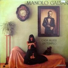 Manolo Galvan - Cada Mujer Un Templo