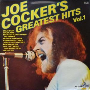 Joe Cocker - Joe Cocker's Greatest Hits Vol.1