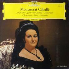 Montserrat Caballe - Arien Aus Opern Von Gounod, Meyerbeer, Charpentier...
