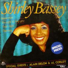Shirley Bassey - Thought I'd Ring You / Memory / Remember / That's Right (feat. Alain Delon)