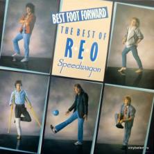 REO Speedwagon - Best Foot Forward - The Best Of