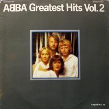 ABBA - Greatest Hits Vol. 2 (Club Edition)