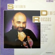Demis Roussos - Stationen
