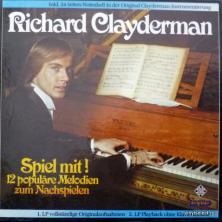 Richard Clayderman - Spiel Mit! 12 Populare Melodien Zum Nachspielen