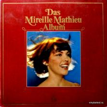 Mireille Mathieu - Das Mireille Mathieu Album (Club Edition)