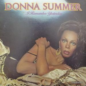 Donna Summer - I Remember Yesterday (produced by G.Moroder)