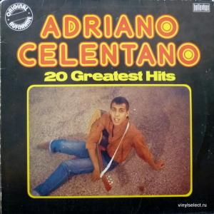 Adriano Celentano - 20 Greatest Hits