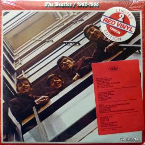 Beatles,The - 1962 - 1966 (Red Vinyl)