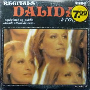 Dalida - Recitals Dalida à L'Olympia